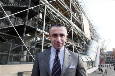 malédiction du musée Pompidou, paranormal, étrange, 7 ans de malheur, œuvre, Corey McCorkle, décrochée, brisée, direction du musée, tour en spirale, 1m82, charge maximale,