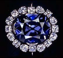diamant Hope, bijou maudit, étrange, paranormal, joyau, bleu, malchance, Titanic, légende, fin tragique, dérobé, Inde, statue de Shiva, 112 carats, Jean-Baptiste Tavernier, toison d'or,