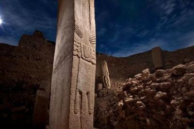 ancien temple, pierre, découvert, turc Göbekli Tepe, étrange, paranormal, la montagne du Nombril, cinq siècles, archéologues, sanctuaire, occident, civilisation mégalithique,