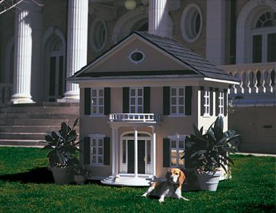 cabanes à chiens, luxe, insolite, niche, toutou, maître, animaux, véritables, petites maisons, incroyable,
