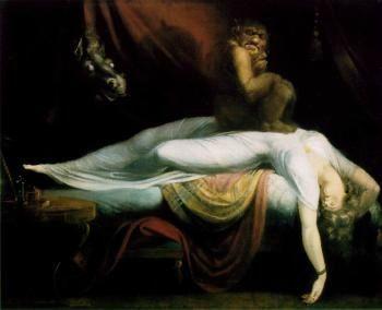 paralysie du sommeil, attaque des invisibles, étrange, paranormal, croyance, relations sexuelles, esprit, mortel, ancienne, terre entière, mythologie grecque, Dieu, christianisme, incubes, succubes,