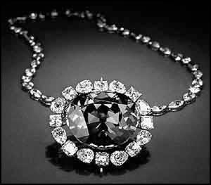 malédiction, diamant de l'espoir, étrange, paranormal, histoire, malheur,  indienne, légende, prêtre hindou, torturé crime, pierre précieuse, fortune, chiens enragés,