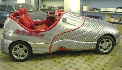 voitures insolites, sport, tuning, auto, buzz, drôle, marrant, humour,