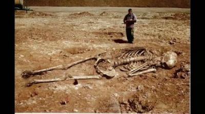 découverte, Rwanda, sépulture, créatures gigantesques, étrange, paranormal, anthropologues, mystérieuse, jungle, visiteurs, catastrophe, scientifique, chercheurs, anciennes colonies, fosse commune, cadavre, conservé,