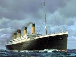 naufrage, paquebot, Titanic, océan Atlantique, Terre-Neuve, navire, percute, iceberg, catastrophe, insolite, White Star Line, époque,