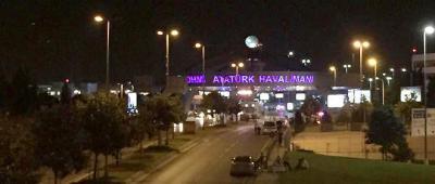 Aeroport international ataturk d istanbul