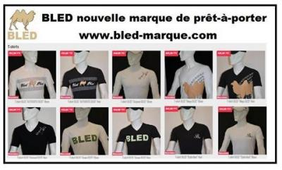 Affiche bled t shirt