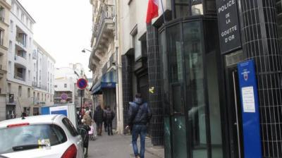 Commissariat goutte d or 18e arrondissement paris fusillade a 18eme arrondissement jeudi 7 janvier 2016