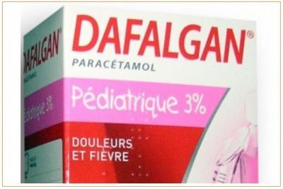 dafalgan pédiatrique