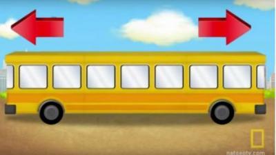 Dans quel sens roule ce bus