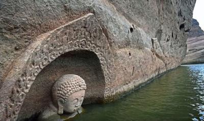 Decouverte incroyable un temple refait surface