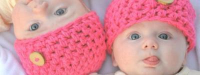 Deux jumeaux naissent avec un an d ecart