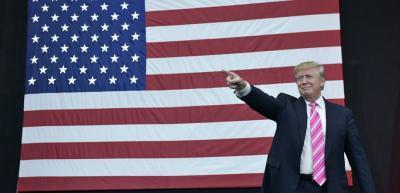 Donald trump est elu president des etats unis