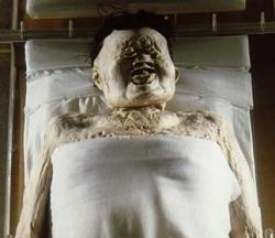 Duchesse de Dai, Chine, révolution culturelle, Mao, tombe, 2200 ans, archéologues, corps momifié, femme, conservation du corps, sang dans les veines, articulations souples, viscères intactes, corps enterré, bon état, insolite, étrange,