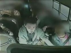Jeremy Wuitschick, 13 ans, stoppe, bus scolaire, insolite, impressionnants réflexes, Washington, chauffeur, bus scolaire, victime, arrêt cardiaque,