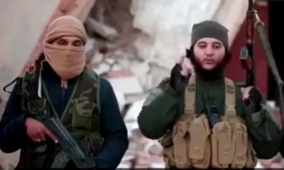 L etat islamique menacent encore la france