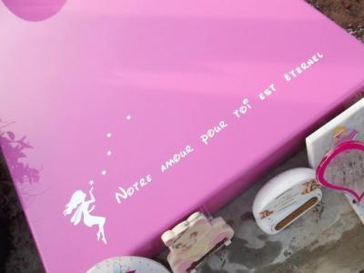 La petite tombe rose de lea