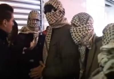 Le bataclan menace par des activistes pro palestiniens anti juif