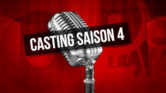 Le casting de la saison 4 est ouvert