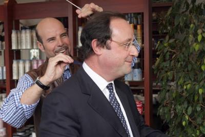Le coiffeur de francois hollande paye plus de 9 000 euros par mois