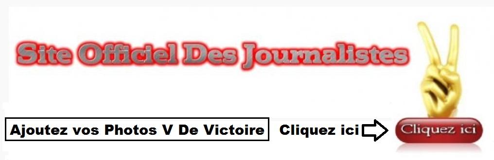 Le v de la victoire casting signe main journaliste tele insolite stars news