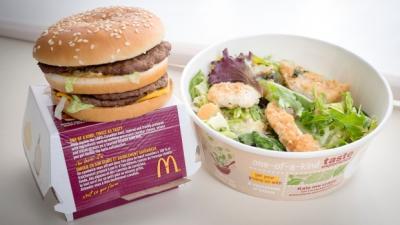 Mcdonald s burger