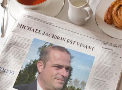 Michael jackson est vivant son retour prevu pour 2016 insolite forte pression garder le secret enqueteur creg senders fbi changer de visage tourner un film village sud de la france