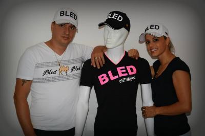 Nouvelle marque de vetement de pret a porter bled