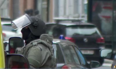 opération en cours, Salah Abdeslam, Molenbeek, Belgique, fusillade, suspect-clé, attentats du 13 novembre, opération antiterroriste, appartement perquisitionné, Forest, traque,