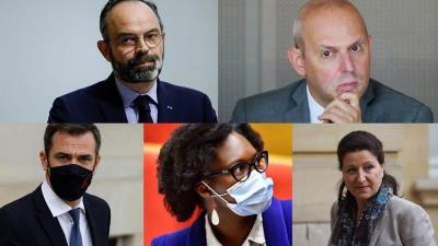 Plusieurs personnalites politiques perquisitionnees