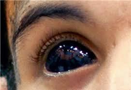 Tatouage des yeux