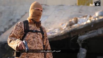 Un jihadiste francophone menace directement la france et l europe